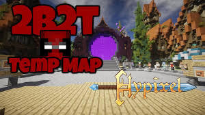 2b2t Map 2b2t Org Live Temp Map Hypixel Hanging Out With Aurora Youtube