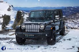 modified jeep vilner jeep wrangler sahara modified autos world blog