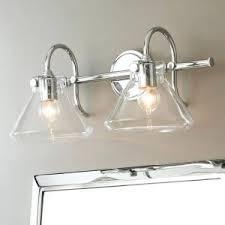 lighting led bathroom vanity lights home depot brushed nickel