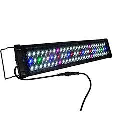 30 led aquarium light amazon com megabrand 24 30 inch 78 led aquarium lighting fish tank