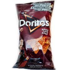 Snacks Delivered Doritos Spicy Nacho Yumee U2013 Your Favorite Snacks Delivered