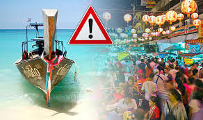 travel warning if you re vaping on in thailand you