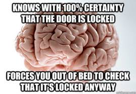 Scumbag Brain Meme - happens every night uploaded with pinterest android app get