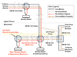 smoke alarm wiring diagram smoke wiring diagrams instruction