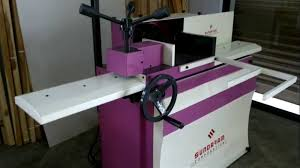 Used Woodworking Machines In India by Finger Joint Machine Sundaram Youtube