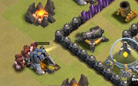 clash of clans hog rider th9 three star attacking guide for goho clash for dummies