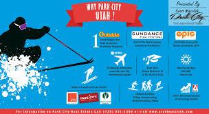 why park city utah real estate visual ly