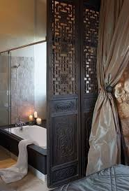 7 best indochine interior images on pinterest architecture fretwork screen could partition bathroom and toilet