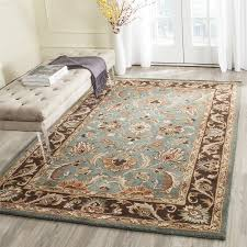 Wool Area Rugs Safavieh Heritage Collection Hg812b Handcrafted