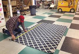 Rug Resizing How To Cut A Rug Roselawnlutheran