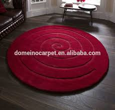 Red Patterned Rug List Manufacturers Of Red Round Rug Buy Red Round Rug Get