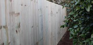how to build a wood privacy fence in your yard today u0027s homeowner