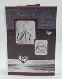 For My Husband On Our For My Husband On Our 25th Silver Wedding Anniversary Card Good