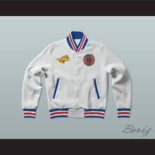space jam sweater michael space jam tune squad letterman jacket sweatshirt