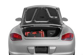 porsche trunk 2012 porsche boxster price photos reviews u0026 features