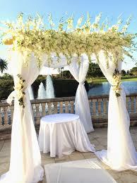 wedding arch gazebo 9 stunning wedding gazebo arch chuppah decorations with fresh