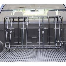 Truck Bed Dog Crate 4 Four Bicycle Bike Rack Truck Pick Up Bed Mount Carrier Full