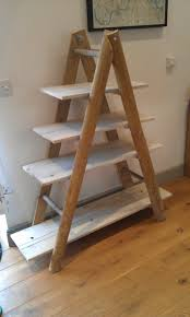 a very clever ladder bookshelf oxford wood recycling