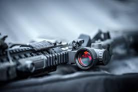 trijicon mro a true miniature rifle optic gunsweek com