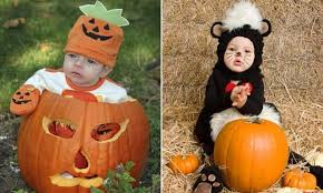 Infant Halloween Costumes Pumpkin 40 Insanely Cute Adorable Baby Halloween Costume Ideas