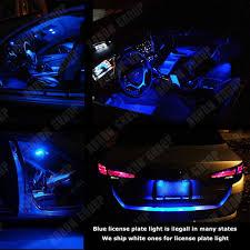 nissan altima led headlights 9pcs blue led interior light for 2002 2004 nissan altima white for