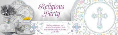 religious party favors religious party decorations supplies and ideas birthday in a box