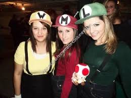 Mario Halloween Costumes Girls 20 Halloween Images Costumes Halloween Stuff