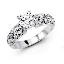 18 carat diamond ring glamorous 18 carat white gold engagement ring 22 in home design