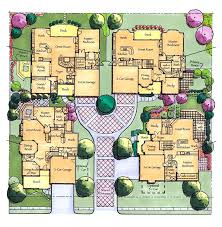 cluster house plans 10 best small lot and cluster homes images on pinterest small