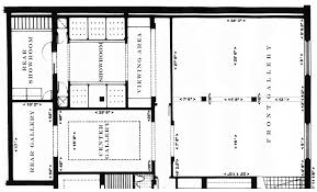 New Orleans Floor Plans How To Hang A Show In New Orleans Pelican Bomb