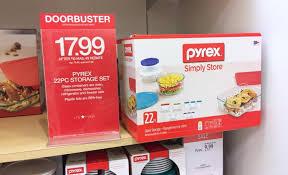 pyrex bakeware set amazon black friday macy u0027s 12 99 pyrex u0026 corningware sets free pie plate the