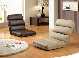 Reclining Sofa Chair by Japanese Seating Furniture Folding Floor Leather Recliner Modern