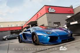 Lamborghini Aventador Lp700 4 - liberty walk lamborghini aventador lp700 4 aa autoworks