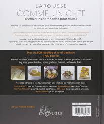 2 cuisinez comme un chef amazon fr comme un chef nouvelle présentation hermé