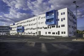 bureaux à louer montpellier fiche bâtiment
