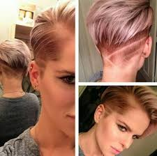 hair cuts that are shaved on both sides and long on the top for women 22 trendy short haircut ideas for 2018 straight curly hair