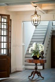 Antique Entryway Table Glass And Brass Foyer Table Design Ideas