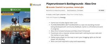 player unknown battlegrounds xbox one x review pick up pubg on xbox one today get titanfall 2 free vg247