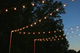 Patio Cafe Lights by Cafe Lights Back Deck California Living Pinterest Wedding