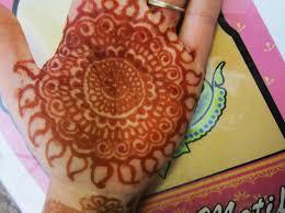 henna diy diy project