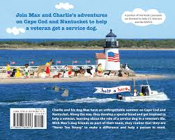 max and charlie help a hero join their adventures on cape cod and