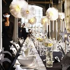 Black And White Ball Decoration Ideas 83 Best New Years Eve Images On Pinterest Masquerade Theme