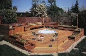 deck ideas destanding free but fitting in deck ideas standing free but