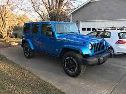 jeep polar edition rocket city wranglers checking in