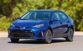 toyota company cars 2017 toyota corolla first drive u2013 review u2013 car and driver