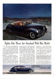 classiclincolns com lincoln continental 1940 1942