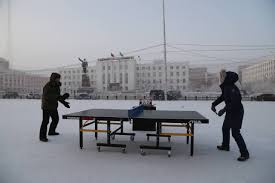 a table tennis table for your winter doldrums edmonton table