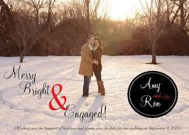engagement announcement cards christmas engagement announcement wedding ideas