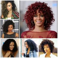 big natural curly hairstyles for black women 2017 new haircuts