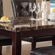 Granite Bar Table Kitchen Table Marble Table And Chairs Black Marble Dining Table